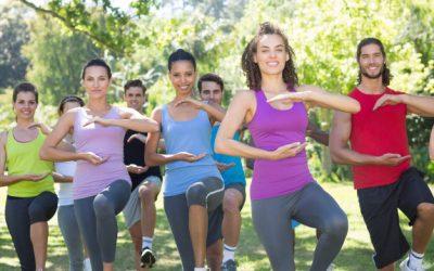 Qual a importância do exercicio fisico na sua saúde?
